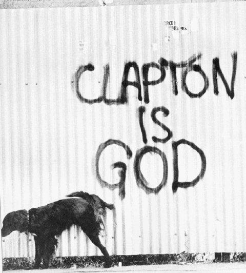 ¿Qué estáis escuchando? Clapton-is-god